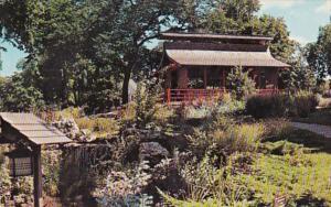 Iowa Waterloo Beautiful Japanese Gardens