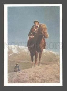 084146 CHINA cattleman Tibetan autonomous region Tyanjou Old