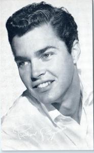 MOVIE STAR   Mutoscope   CARD   c1960s    RICHARD BEYMER (Tony-West Side Story)