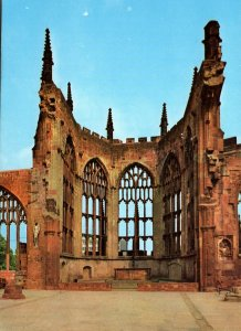 Coventry Cathedral,Coventry,England,UKStein Am Rhein,Germany BIN