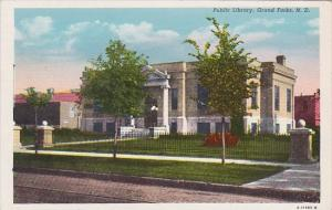 North Dakota Grand Forks Public Library Curteich
