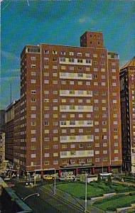 Hotel Muehlebach And Towers Kansas City Missouri 1968