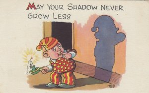 May your shadow never grow less , 00-10s