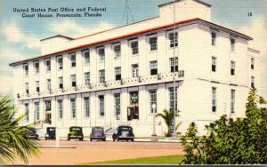 Florida Pensacola Post Office and Federal Court House