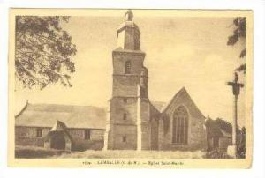 Lamballe, France 10-30s Eglise Saint-Martin