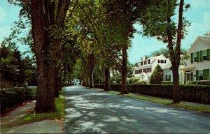 Massachusetts Cape Cod Centerville Main Street