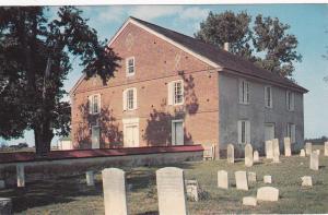 FREDERICA , Delaware , 50-60s ; Barratts Chapel
