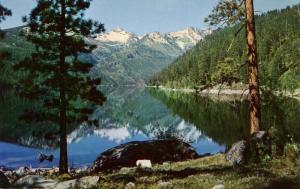 MT - Bitterroot Range, Lake como