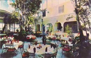 Florida Winter Park Creightons Garden Restaurant
