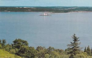 Lighthouse , York Redoubt, Herring Cove Road, Halifax County , Nova Scotia , ...