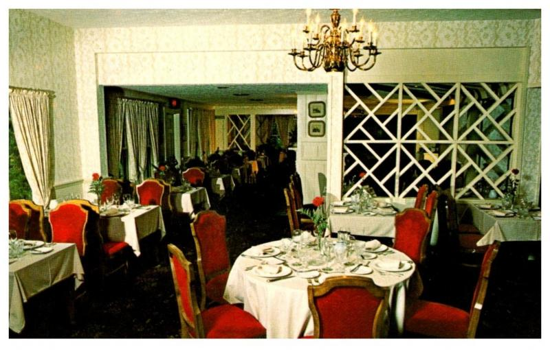 Connecticut  Old Saybrook, , The Whitehouse Restauant , Dining Room