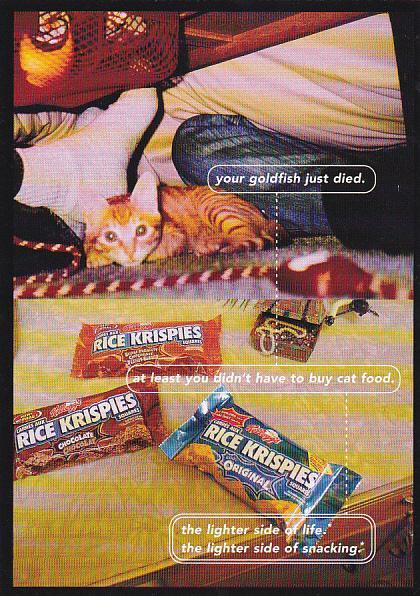 Carres Aux Rice Krispies Squares Marshmallow Bars