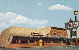 The Colonial Bar-B-Q Restaurant, Laprairie, Quebec, Canada, 1940-1960s