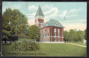 Museum,University of Michigan,Ann Arbor,MI