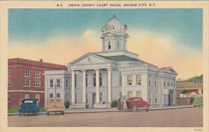 North Carolina Bryson City Swayne County Court House
