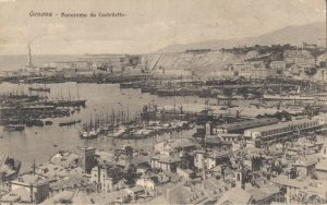 Italy Genoa Florence Venice and more Postcard Lot of 8 01.17