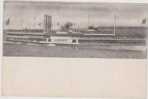 Hudson River Day Line Steamer Albany, New York, Pre-1907