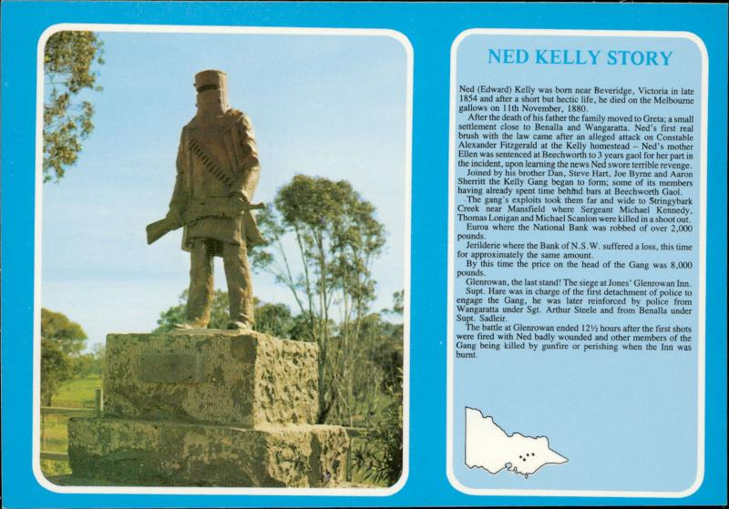 Story of Ned Kelly Infamous Australian Outlaw Australia