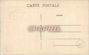 Postcard Old Orleans Cathedrale Sainte Croix Facade