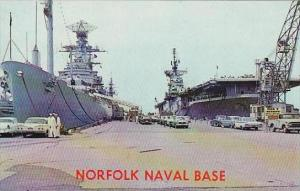 Virginia Norfolk Norfolk Naval Base