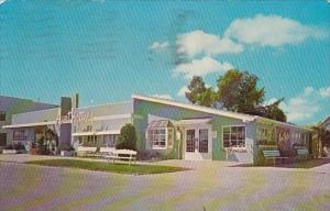 Florida Saint Petersburg Aunt HattiesFamily Restaurant 1966