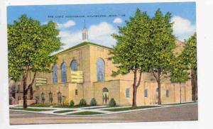 The Civic Auditoriumm Kalamazoo, Michigan, 30-40s