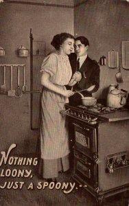 Nothing Lonny,Just a Spoony Romance BIN