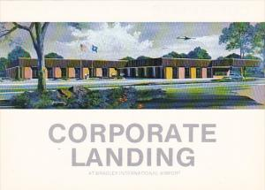 Corporate Landing At Bradley International Airport Windsor Locks Connecticut