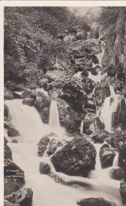 RP: KESWICK , Scotland , 1910s; Lodore Falls