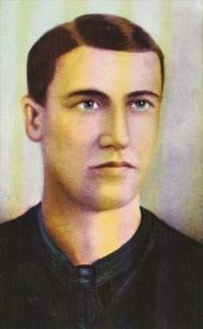 John Luther Jones Railroad Engineer Casey Jones Oil Portrait Railroad Museum ...