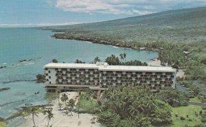 KONA COAST, Hawaii, 1950-1960s ; Keauhou Beach Hotel