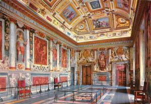Italy Museo Nazionale di Castel S. Angelo Roma, Museum Interior Musee