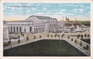 Union Station Washington D C