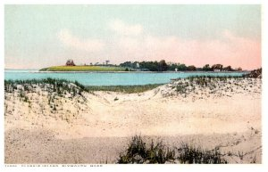Massachusetts  Plymouth Clark's Island