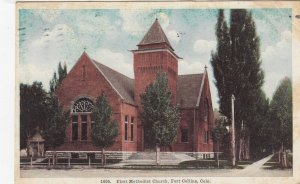 FORT COLLINS , Colorado, 00-10s ; First M.E. Church