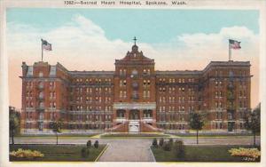 Washington Spokane Sacred Heart Hospital