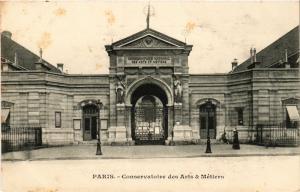 CPA Paris 6e Paris-Conservatoire des Arts & Métiers (312201)