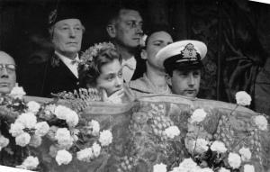 Royalty Prince Albert King George VI ? Elizabeth Angela Marguerite Bowes-Lyon ?