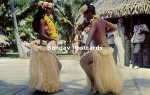 french polynesia, TAHITI, Dancing Couple at Camera Show Hotel Bali-Hai (1967)