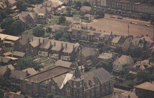 PERKASIE , Pennsylvania , 1950-60s ; Trinity Lutheran Church
