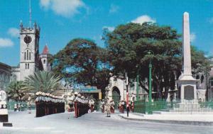 War Memorial, Trafalgar Square, Barbados, B.W.I. 40-60