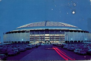 Texas Houston The Astrodome