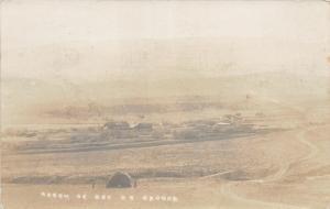 F36/ Casper Wyoming Postcard RPPC B.B. Brooks Governor Ranch