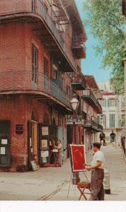 Louisiana New Orleans Pirate's Alley