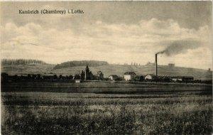 CPA AK CHAMBREY - KAMBRICH i. Lothr. - Vue - Panorama (387968)