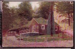 Wy North Cheyenne Canon Bruin Inn 1920