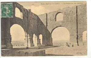 Ruines Romaines de Lambese, Algeria, PU-1910