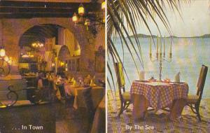 Secret Harobous and Creques Alley Restaurant St Thomas