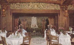 Illinois Chicago Hotel La Salle The Three Graces In The Blue Fountain Room