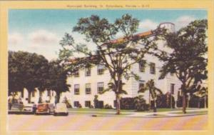 Florida St Petersburg Municipal Building Dexter Press